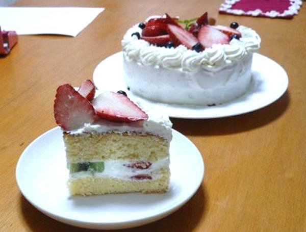 スポンジケーキ ふわふわ レシピ