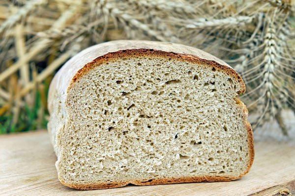 ライ麦パン レシピ  ホームベーカリー