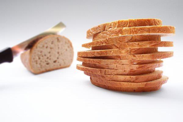 ライ麦パン カロリー 1枚